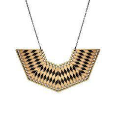 Molly M Designs: Diamanding I Necklace