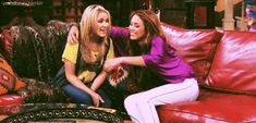 I got Hannah and Lilly! Which '00s Disney Channel BFFs Are You And Your Bestie @Familyisamazing