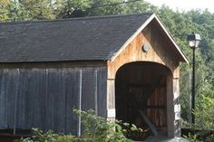 Salmon River Covered Bridge II by Maeve09
