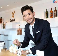 高以翔 Godfrey Gao - Chinese model/actor