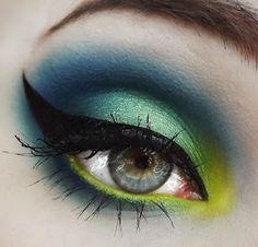 New Makeup Tutorial Ojos Urban Decay Electric Palette Ideas Eye Makeup Tips, Love Makeup, Makeup Inspo, Makeup Art, Makeup Inspiration, Beauty Makeup, Drugstore Beauty, Makeup Dupes, Drugstore Foundation