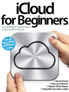 pin now, consider later...iCloud for Beginners...because I have no idea how the heck to work it