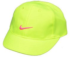 new concept c83eb 0760c Nike Baby Girl s Embroidered Swoosh Logo Cotton Baseball Cap 12 24M. Nike  Girl s Embroidered