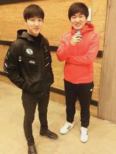 Jaedong and Flash