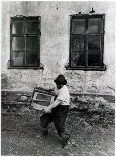 Television — part of our life Jindřich Štreit, 1981