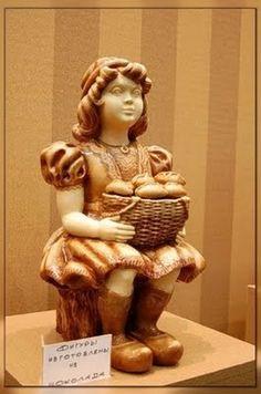 Little Girl bearing goods