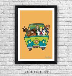 Poster Scooby Doo