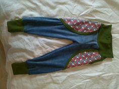 Mitwachshose gr. 92/98 Trousers