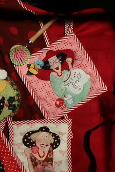 IMG_1378 by Bronwyn Hayes designer for Red Brolly, via Flickr