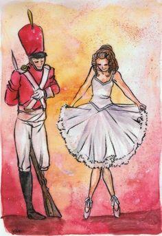Illustration - Conte d'Andersen