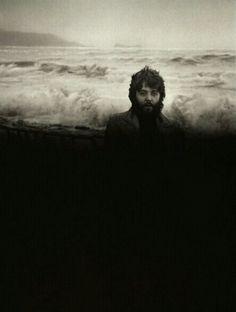 Wildman (Paul McCartney). 1969. Scotland. Photograph by Linda McCartney.