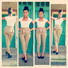 Ghana Kente Styles   Style: Ankara, Kente & I- How To Look Effortlessly Glamourous In ...