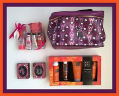 Suze likes, loves, finds and dreams: Giveaway: Decodelire, L'Occitane and Rituals