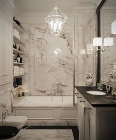 The marble is in charge right? Turn your bathroom on an amazing marble bathroom. - The marble is in charge right? Turn your bathroom on an amazing marble bathroom. Bathroom Layout, Bathroom Interior Design, Modern Bathroom, Small Bathroom, Bathroom Marble, Bathroom Ideas, Bathroom Taps, Bathroom Designs, Grey White Bathrooms