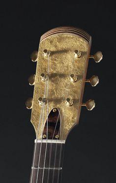 Versoul Instruments Henry Gold Leaf Custom