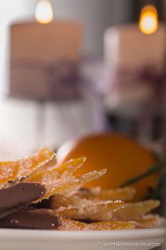 Kandírozott narancshéj csokiba mártva - belső fehér héjjal és anélkül Apple Pie, Tacos, Cooking, Kitchen, Apple Pie Cake, Brewing, Cuisine, Cook, Apple Pies