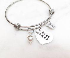 7caba9f2555c8a Best bitches bracelets, bff bracelets, nasty woman bracelets, feminist  bracelets, feminist bangles, best bitches, nasty woman gifts