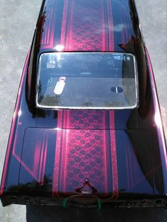69 ideas for custom cars paint pinstriping Custom Car Paint Jobs, Custom Cars, Auto Paint, Arte Lowrider, Lace Painting, Car Colors, Pinstriping, Chicano, Amazing Cars