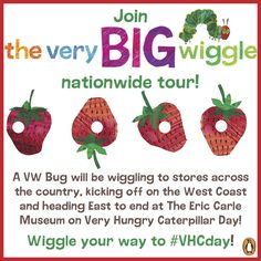 Wiggle your way to #