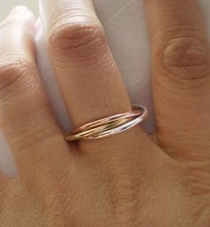 russian wedding ring....I want one in diamond