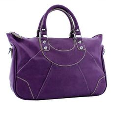 Florence Bag by Pink Revolver Purple Handbags, Purses, Revolver, Florence, Paradise, Pink, How To Wear, Collection, Shoes