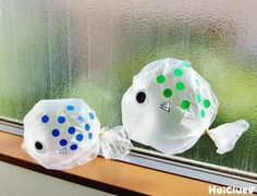 Puffer fish from plastic bag Toddler Crafts, Diy Crafts For Kids, Arts And Crafts, Clever Kids, Fish Crafts, Collaborative Art, Toy Craft, Preschool Art, Summer Crafts
