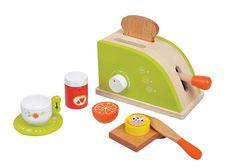 Lelin Toys - Toaster - Set