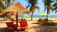 Reisen und Golf Thailand/Hua Hin: Ein kleines Paradies nördlich von Hua Hin mit Karte