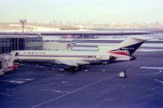 N470DA | Boeing 727-232 | Delta Air Lines