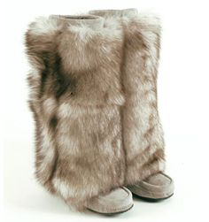 Furry Boots !! These are great!