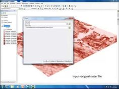 Slope calculation GIS