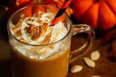 The seasonal flavor of pumpkin is a fall favorite, and The Ritz-Carlton, Tysons Corner has incorporated it into an adult milkshake that is too good not to indulge in this season. The Executive Chef suggests using bourbon which adds a bold and spicy tasting note for a kick that will leave you wanting to sip more. For an added finish, use cinnamon around the rim of your glass. And of course, don't forget to serve with a festive orange and black straw!