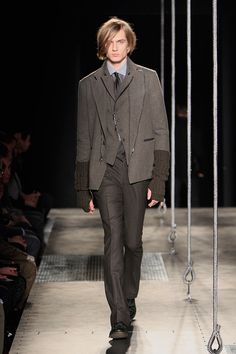 John Varvatos Fall/Winter 2013 Fashion Show