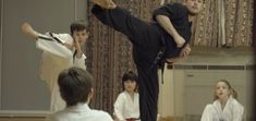 Learn safe and secure martial arts for kids.