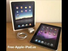 Cool iPad Giveaway - by Jimmy, your best Apple-friend.