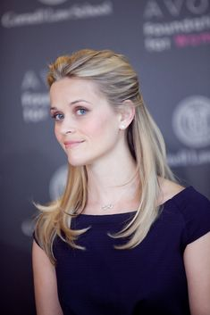 Reese Witherspoon - Avon Launches Global Mobilization Effort Against Domestic Violence