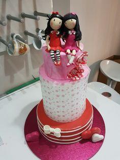 Torta Gorjuss gemelline