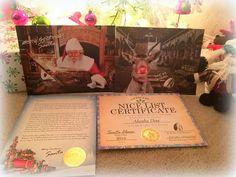 Personalized Santa Letter Package | #LettersfromSanta ~ The Dias Family Adventures