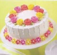 tortas del dia de la madre caseras