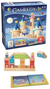 Boutique jeux de société - Pontivy - morbihan - ludis factory - Camelot Jr