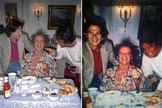 a crazy trio Roman Polanski, Jack Nicholson and Robert Evans, 1995 Classic Hollywood, Old Hollywood, Anjelica Huston, Star Wars, Movie Blog, Robert Evans, Roman Polanski, Michael Keaton, Fred Astaire