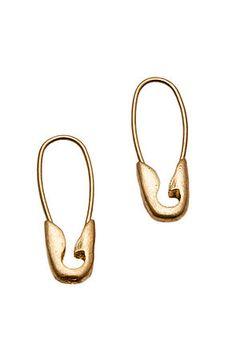 MKL Accessories Earrings Jett in Gold