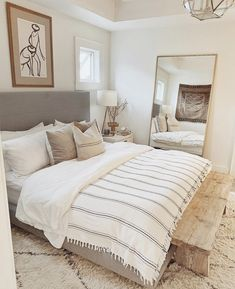 Home Interior Classic .Home Interior Classic Luxury Homes Interior, Home Interior, Interior Design, Luxury Home Decor, Home Decor Bedroom, Diy Bedroom, Bedroom Inspo, Master Bedroom Design, Light Master Bedroom