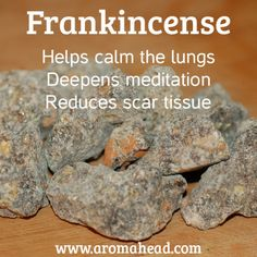Click for my three favorite Frankincense essential oil uses and recipes
