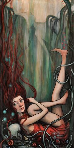 Kelly Vivanco.