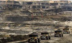Mining Truck, Tire Monitoring Systems http://www.tpms.ca/LARGE-BORE-OTR-MINING-TPMS.html