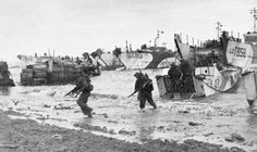 Normandy Invasion: Royal Marine Commandos at Gold Beach