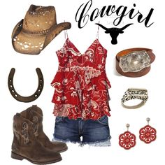 """Cowgirl"""
