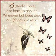 Butterflies and Angels