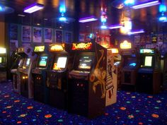 Luna City Arcade - Photos
